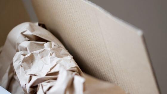 Como preparar un paquete para Vinted