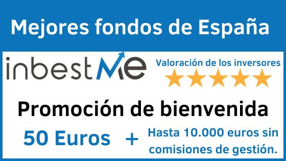 Promoción de inbestMe para los lectores de inversionybolsa.com